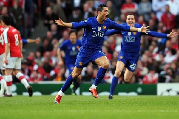 Cristiano Ronaldo, el arma letal de Manchester