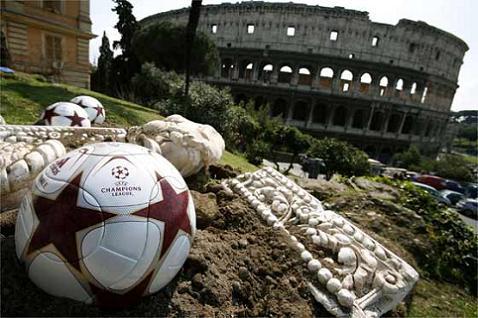 Roma se prepara para la última batalla